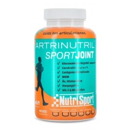 Comprar Colágeno y Articulaciones NUTRISPORT- ARTRINUTRIL SPORT JOINTS CON COLÁGENO 160 TABLETAS marca NutriSport. Precio 30,...