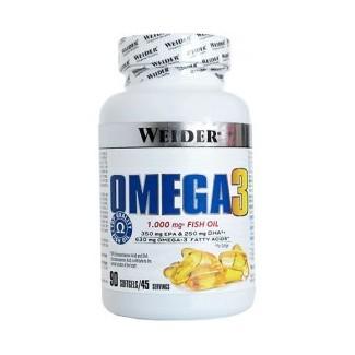 Comprar Vitaminas WEIDER - OMEGA 3 - 90 CAPS marca Weider. Precio 17,99€