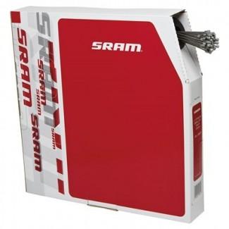Comprar Componentes Ciclismo SRAM - 100 CABLES CAMBIO SRAM 1.1 ACERO INOXIDABLE 2200 mm marca SRAM. Precio 220,52€