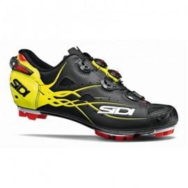Comprar Zapatillas Ciclismo ZAPATILLAS SIDI MTB TIGER CARBONO NEGRO MATE/AMARILLO FLUO marca SIDI. Precio 389,00€