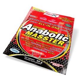 Comprar Concentrado de Suero (REGALO) AMIX ANABOLIC MASSTER 50GR marca Amix ® Nutrition. Precio 2,20€