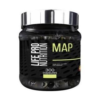 Comprar Aminoácidos Esenciales LIFE PRO - MAP 300 CAPS marca Life Pro. Precio 37,69€