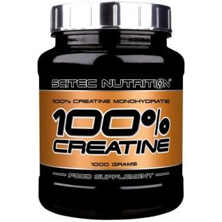 Comprar Creatina SCITEC NUTRITION - 100% CREATINA MONOHIDRATO 1 KG marca Scitec Nutrition. Precio 19,41€