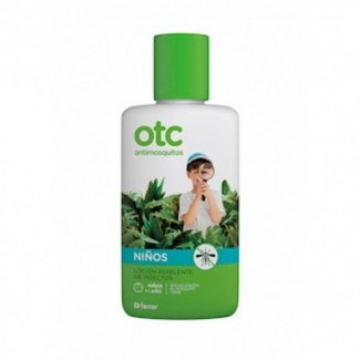 Comprar Infantil OTC - ANTI MOSQUITOS NIÑOS LOCION REPELENTE 100 ML marca . Precio 5,95€