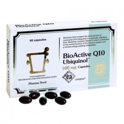 Comprar Vitaminas Minerales y Antioxidantes BIOACTIVE Q10 UNIQUINOL 100MG 60CAPS marca . Precio 44,32€