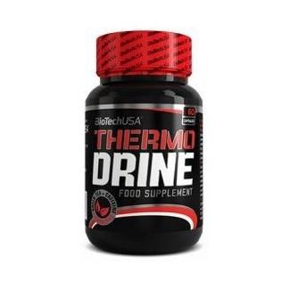 Comprar Quemadores Termogénicos BIOTECHUSA - THERMO DRINE 60 CAPS marca BioTechUSA. Precio 12,90€