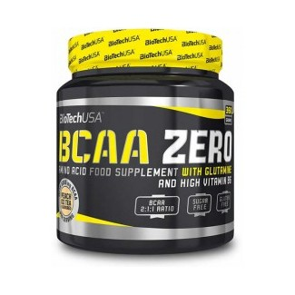Comprar BCAA´S BIOTECHUSA - BCAA ZERO 360 gr marca BioTechUSA. Precio 25,90€