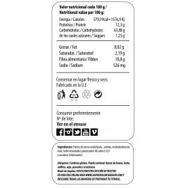 Comprar Harina de Avena MAX PROTEIN - FITMEAL - HARINA DE AVENA 2 KG marca Max Protein. Precio 12,67€