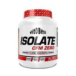 Comprar Aislado de Proteína VITOBEST - ISOLATE CFM ZERO 907 GR marca VitOBest. Precio 36,90€