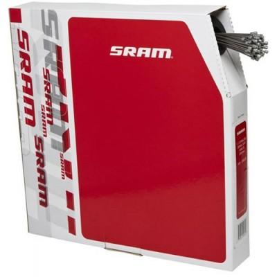 Comprar Cables  SRAM - CABLE CAMBIO 1.1 MM ACERO INOXIDABLE 2 M 100 UDS marca SRAM. Precio 258,47€