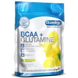 Comprar Glutamina + BCAA´S QUAMTRAX - BCAA + GLUTAMINE 500GR marca Quamtrax. Precio 17,90€