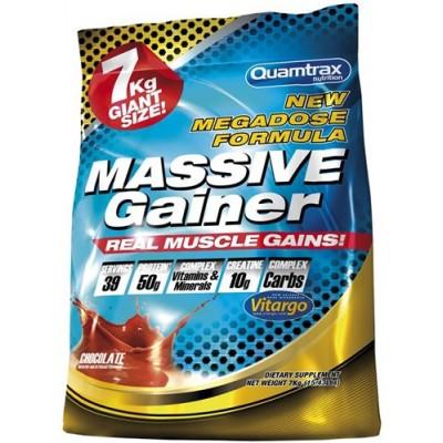 Comprar Proteínas Secuenciales QUAMTRAX - MASSIVE GAINER 7KG marca Quamtrax. Precio 47,50€