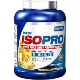 Comprar Aislado de Proteína QUAMTRAX - ISOPRO CFM 2,27 KG marca Quamtrax. Precio 69,90€