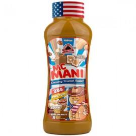 Comprar Cremas y Mantequillas MAX PROTEIN - McMANI - CREMA DE CACAHUETE 1000 GR marca Max Protein. Precio 12,50€