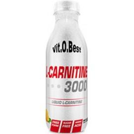 Comprar Reductores Sin Estimulantes VITOBEST - L-CARNITINA 3000 MG 500ML marca VitOBest. Precio 17,90€
