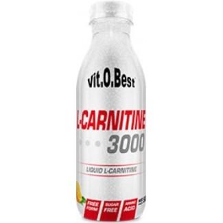 Comprar Reductores Sin Estimulantes VITOBEST - L-CARNITINA 3000 MG 500ML marca VitOBest. Precio 17,00€