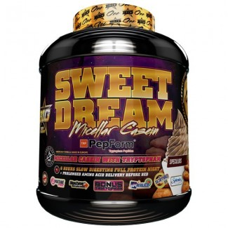 Comprar Caseína BIG - SWEET DREAM SPECULOOS- 1 KG marca Big. Precio 31,92 €