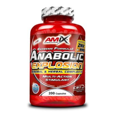 Comprar Testosterona AMIX - ANABOLIC EXPLOSION 200 CÁPSULAS marca Amix ® Nutrition. Precio 46,90€