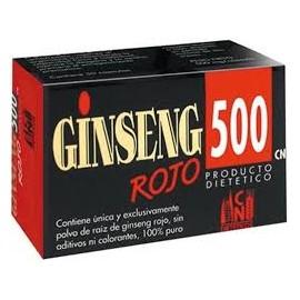 Comprar Vitaminas NUTRISPORT CLINICAL - GINSENG ROJO 500 CN 50 CAPS marca NutriSport. Precio 14,25€