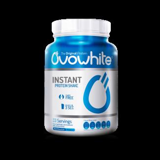 Comprar Proteínas de Huevo OVOWHITE - INSTANT PROTEIN 1000GR marca OvoWhite. Precio 33,99€