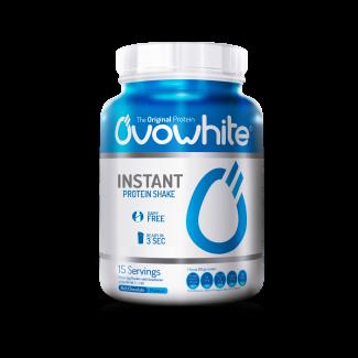 Comprar Proteínas de Huevo OVOWHITE - INSTANT PROTEIN 453GR marca OvoWhite. Precio 16,99€