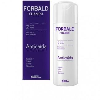 Comprar Champú FORBALD CHAMPÚ ANTICAIDA 250 ML marca INTERPHARMA. Precio 8,35€