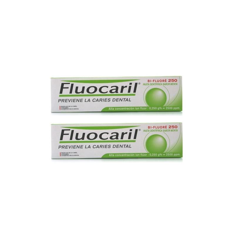 Comprar Inicio FLUOCARIL BI-FLUORE 2X125ML marca FLUOCARIL. Precio 4,95€