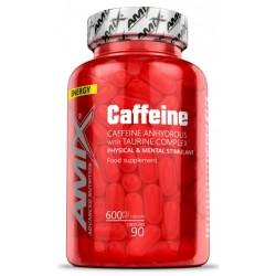 Comprar Pre-Entrenos AMIX - CAFFEINE & TAURINE - CAFEINA + TAURINA 90 CAPS marca Amix ® Nutrition. Precio 21,90€