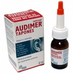 Comprar Higiene Audimer Tapones 12 ml. EXP:2/22 marca . Precio 8,57€