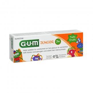 Comprar Pasta Dental GUM JUNIOR GEL DENTIFRICO SABOR TUTTI FR marca . Precio 2,50€