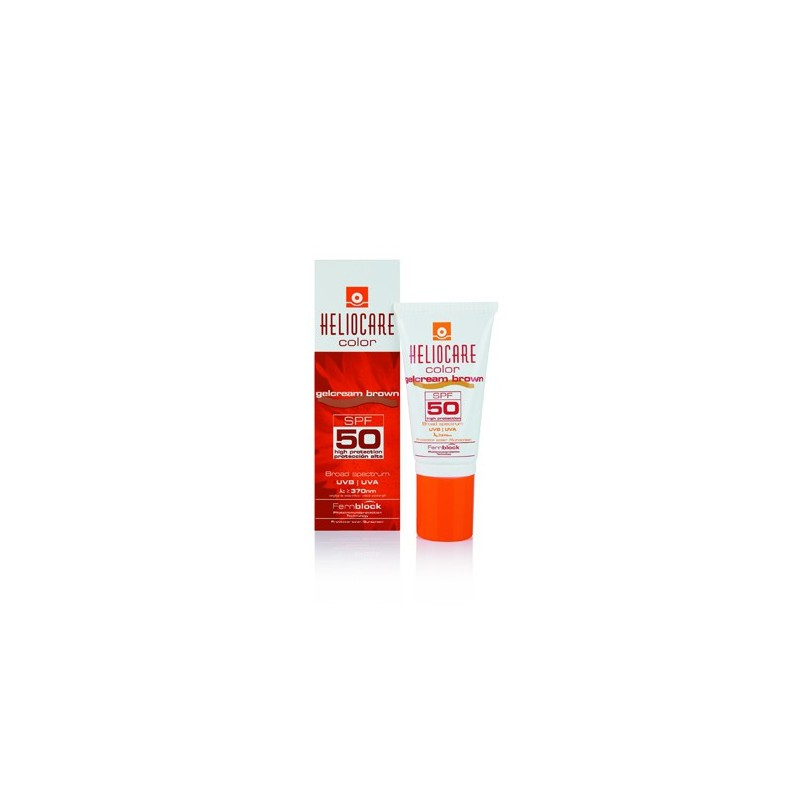 Comprar Protección Solar HELIOCARE COLOR BROWN SPF50 marca . Precio 13,00€