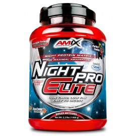 Comprar Proteínas Secuenciales AMIX - NIGHT PRO ELITE marca Amix ® Nutrition. Precio 47,90€