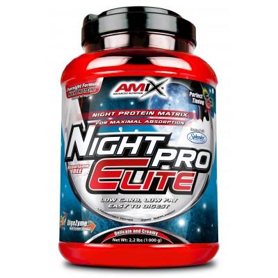 Comprar Proteínas Secuenciales AMIX - NIGHT PRO ELITE 1 KG marca Amix ® Nutrition. Precio 47,90€
