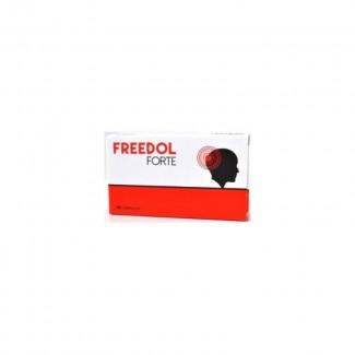 Comprar Botiquín FREEDOL FORTE 10 CAPS EXP:1/22 marca . Precio 11,34€