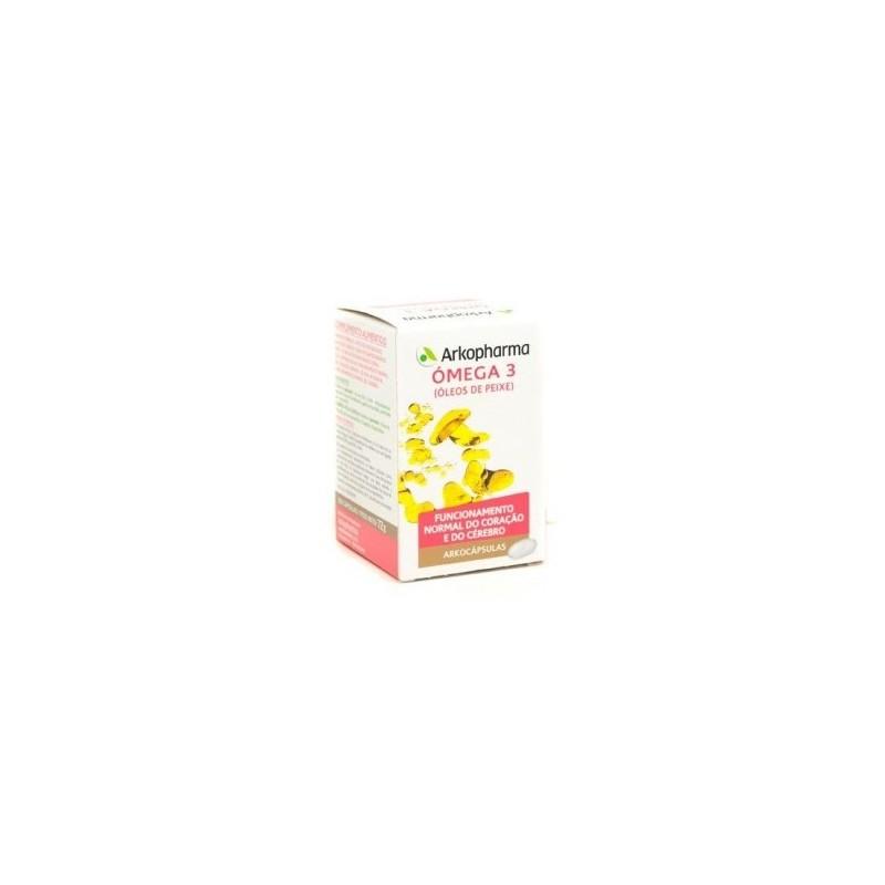 Comprar Colesterol ARKOCAPS ACEITE DE SALMON 100 CAPS marca . Precio 8,50€