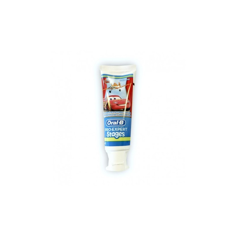 Comprar Pasta Dental ORAL B STAGES 3 marca . Precio 1,30 €