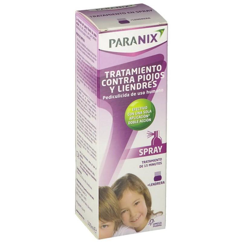 Comprar Tratamiento Paranix Spray 100ml marca . Precio 6,50€