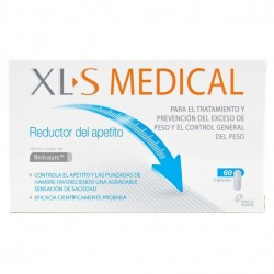 Comprar Saciante XLS MEDICAL APETITE REDUCE LIB marca . Precio 24,00€