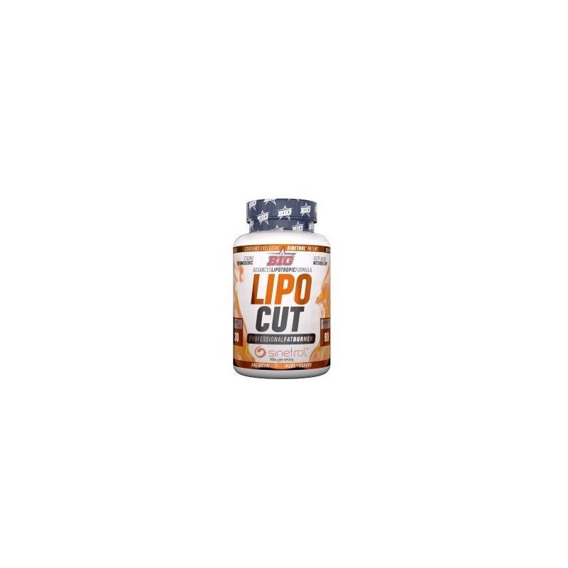Comprar Inicio BIG - LIPOCUT PROFESSIONAL FAT BURNER marca Big. Precio 27,50€