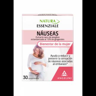 Comprar Gestación - Embarazo ANGELINI NATURA NAUSEAS 30 COMP marca . Precio 5,00€