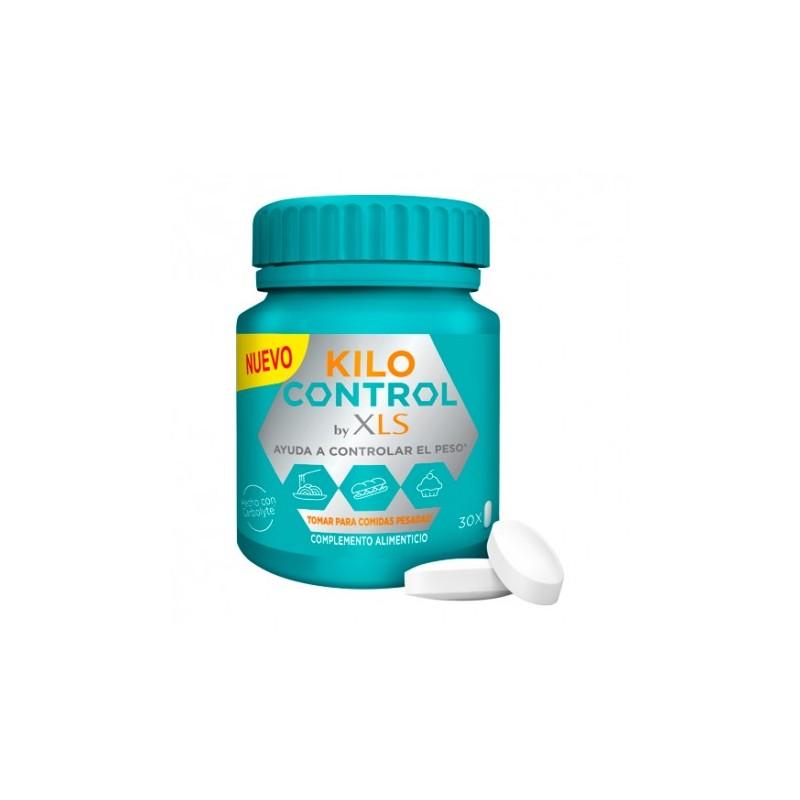 Comprar Inhibidores de absorción XLS KILO CONTROL 30 COMPRIMIDOS marca . Precio 13,00€