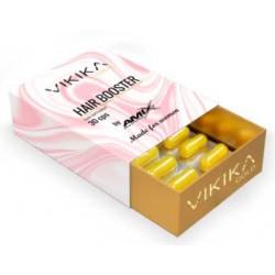Comprar Cápsulas AMIX - VIKIKA GOLD HAIR BOOSTER 30 CAPS CABELLO SANO Y FUERTE marca Amix ® Nutrition. Precio 17,90€