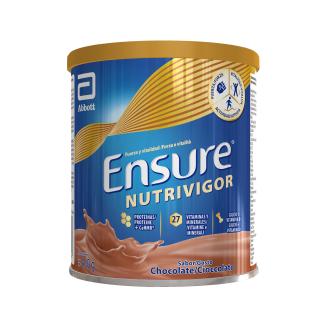 Comprar Complemento Nutricional ENSURE NUTRIVIGOR 400GR marca ENSURE. Precio 12,66€