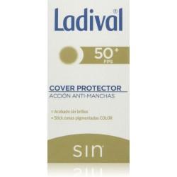 Comprar Protección Solar Ladival Stick cover anti-manchas FPS50+ marca . Precio 9,40€