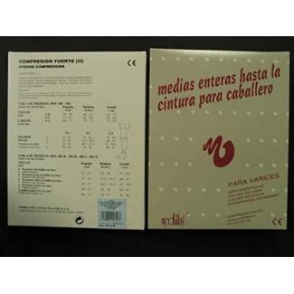 Comprar Medias MEDIALAST Panty Caballero Comp.Fuerte M Pantimedias, Negro marca . Precio 11,90€