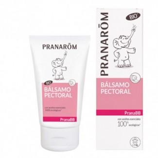 Comprar Higiene Nasal Pranarôm Pranabb - Bálsamo Pectoral Bio - 40 ml marca . Precio 5,93€
