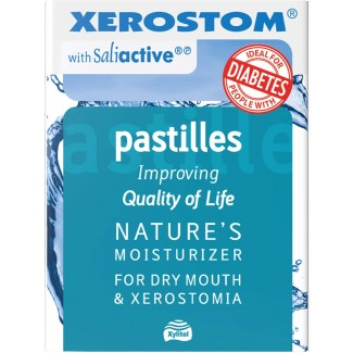 Comprar Bucal Xerostom Comprimidos, con Saliactive para boca Seca o xerostomía 30 uds marca . Precio 7,61€
