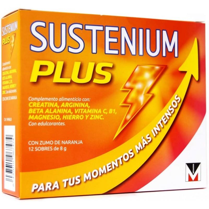 Comprar Vitaminas Menarini Sustenium Plus 12Sbrs. 100 ml marca . Precio 4,20€