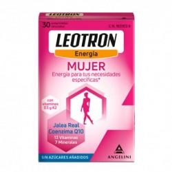 Comprar Multivitamínicos ANGELINI Leotron mujer 24 comp marca . Precio 6,51€