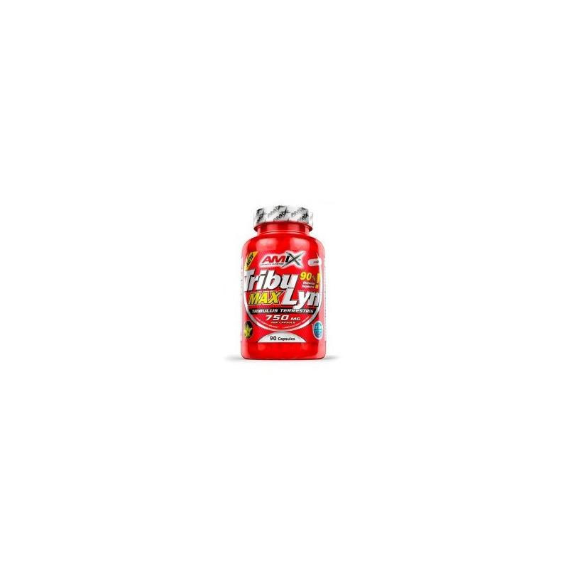 Comprar Testosterona AMIX - TRIBULUS TERRESTRIS - TRIBULYN 90% 90 caps marca Amix ® Nutrition. Precio 31,40€